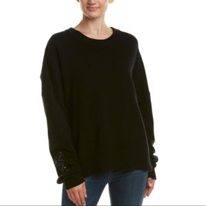 Zadig&Voltaire Rony Oversized Wool-blend S
